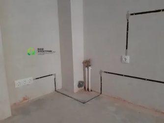 Стоимость переноса розетки в квартире