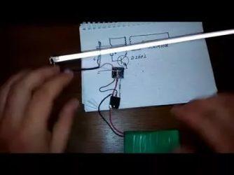 Как проверить лампы подсветки монитора мультиметром?