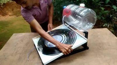 Как сделать нагреватель воды своими руками?