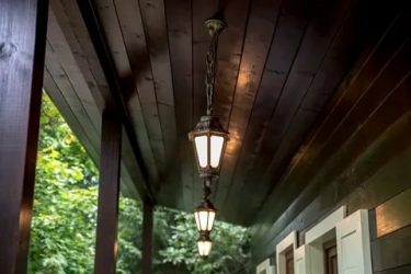 Светильники для беседок и веранд
