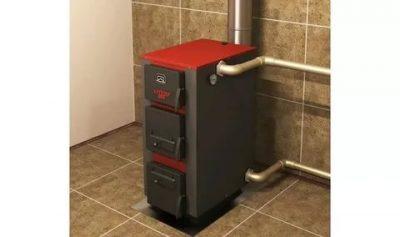 Гибридный котел твердое топливо электричество