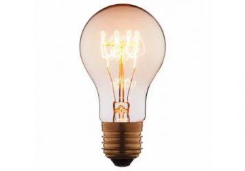 Электрические лампы накаливания отработанные и брак