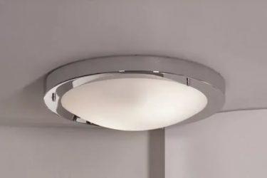 Лампы для ванной комнаты на потолок