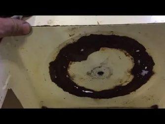 Прогорело дно в микроволновке что делать?
