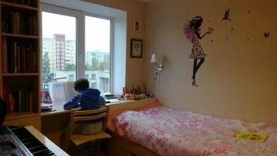 Размещение розеток в детской комнате