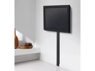 Как скрыть провода от телевизора на стене?