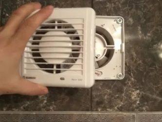 Как установить вытяжной вентилятор на кухне?