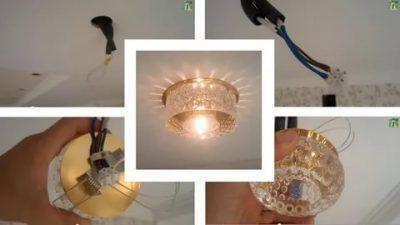Перегорают светодиодные лампочки в точечных светильниках почему?